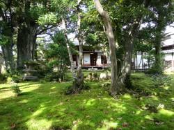 吟松舎庭園