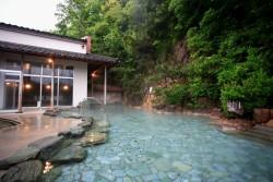 久美の浜温泉郷 大露天風呂